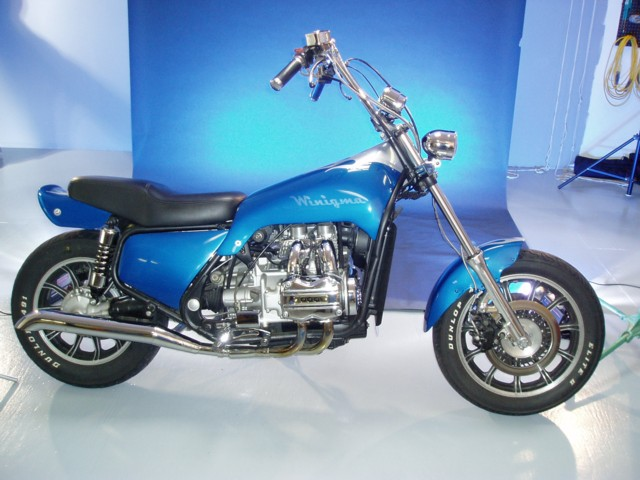 1983 GL100 Customized The Winigma